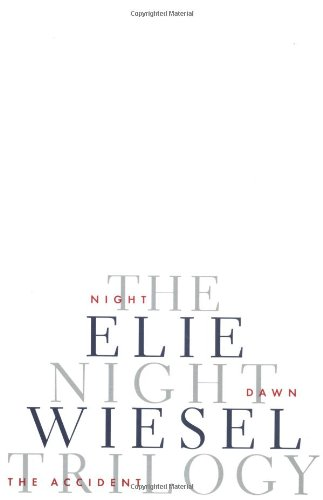 9780374521400: The Night Trilogy: Night, Dawn, the Accident