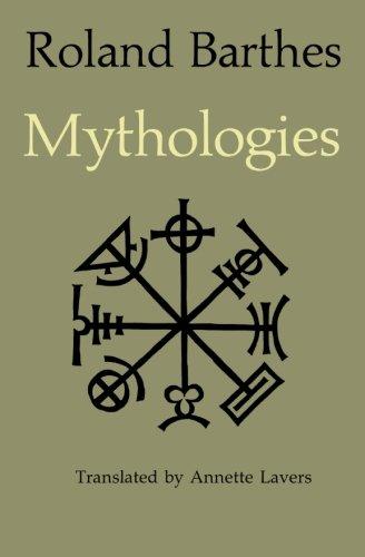 9780374521509: Mythologies