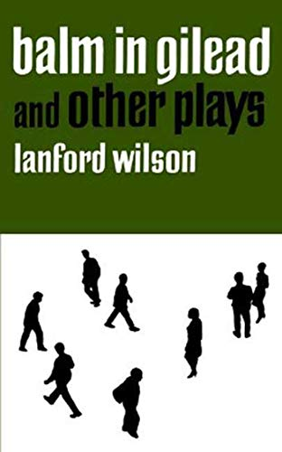 9780374521561: Balm in Gilead and Other Plays (Dramabook)