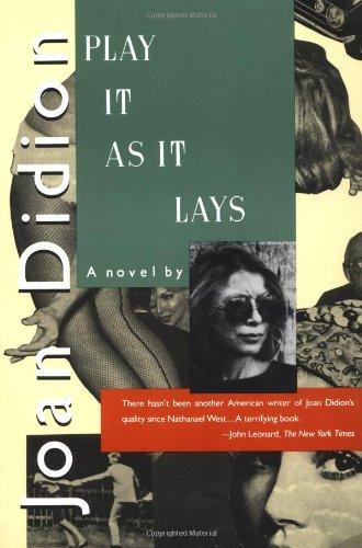 9780374521714: Play It As It Lays: A Novel