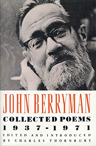 9780374522810: John Berryman: Collected Poems 1937-1971