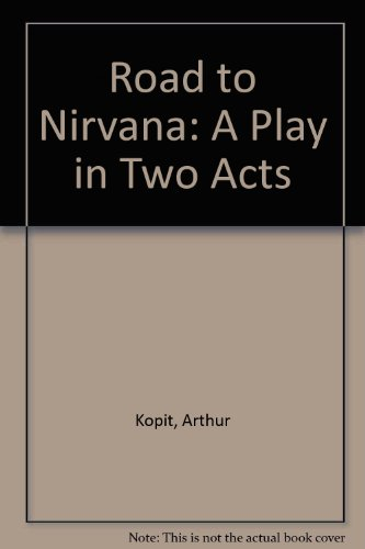9780374523084: Road to Nirvana: A Play in Two Acts (A Dramabook)