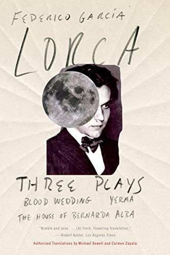 9780374523329: Three Plays: Blood Wedding; Yerma; The House of Bernarda Alba (FSG Classics)