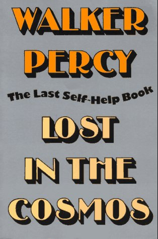 9780374523466: Lost in the Cosmos: the Last Self-Help Book