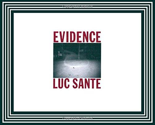 9780374523657: Evidence