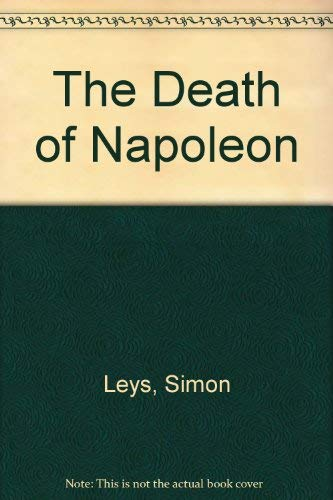 9780374523954: The Death of Napoleon