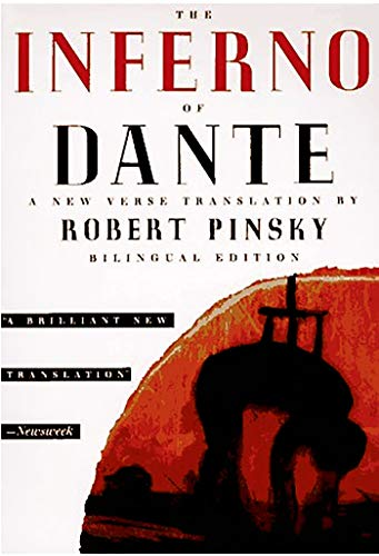 9780374524524: The Inferno of Dante: A New Verse Translation, Bilingual Edition (Italian Edition)