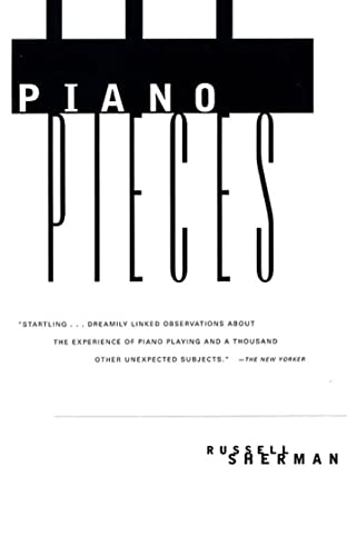 9780374525002: Piano Pieces