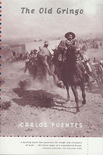 9780374525224: The Old Gringo: A Novel