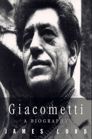 9780374525255: Giacometti: A Biography