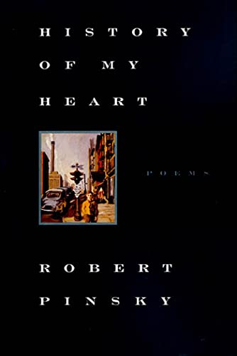 9780374525309: History of My Heart: Poems