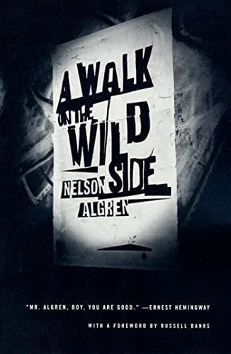 9780374525323: A Walk on the Wild Side: A Novel