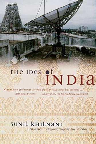 9780374525910: The Idea of India
