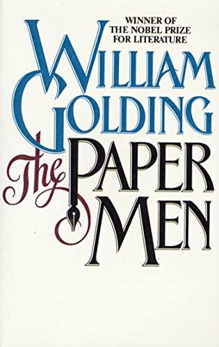 The Paper Men: WILLIAM GOLDING