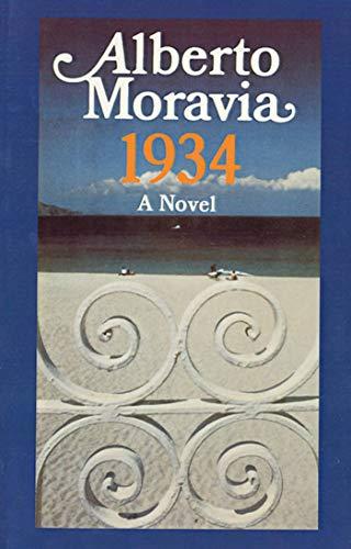 9780374526528: 1934: A Novel