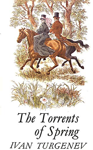 9780374526627: TORRENTS OF SPRING P