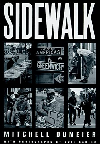 9780374527259: Sidewalk