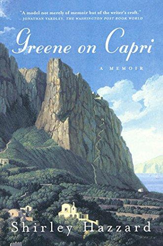 9780374527778: Greene on Capri: A Memoir