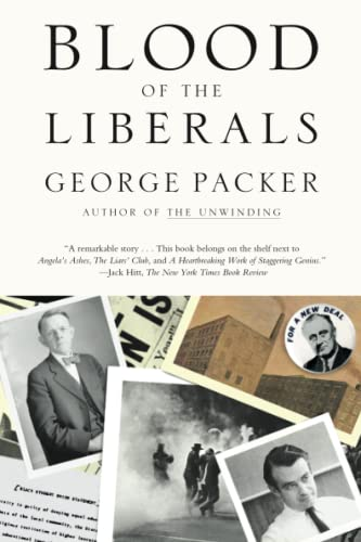 Blood of the Liberals (0374527784) by George Packer