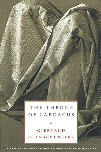 9780374527969: The Throne of Labdacus: A Poem