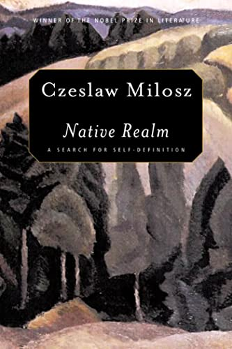 9780374528300: Native Realm: A Search for Self-Definition