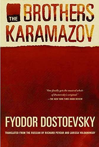 9780374528379: The Brothers Karamazov