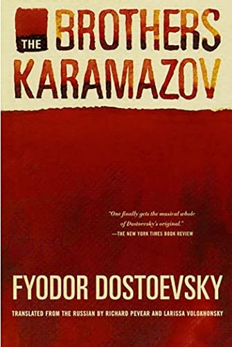 9780374528379: The Brothers Karamazov
