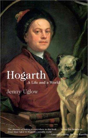 9780374528515: Hogarth: A Life and a World