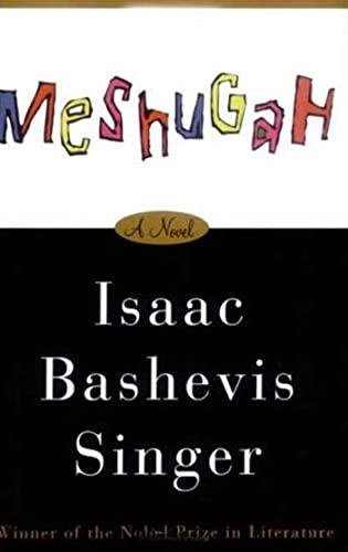 9780374529093: Meshugah: A Novel