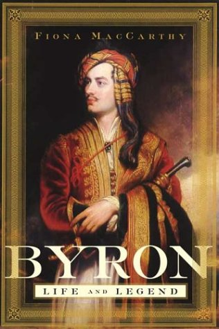 9780374529307: Byron: Life and Legend