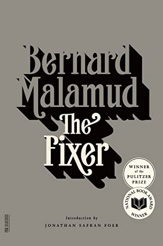 9780374529383: The Fixer