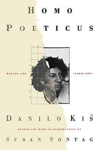 9780374529444: Homo Poeticus: Essays and Interviews