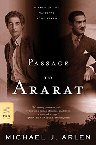 9780374530129: Passage to Ararat