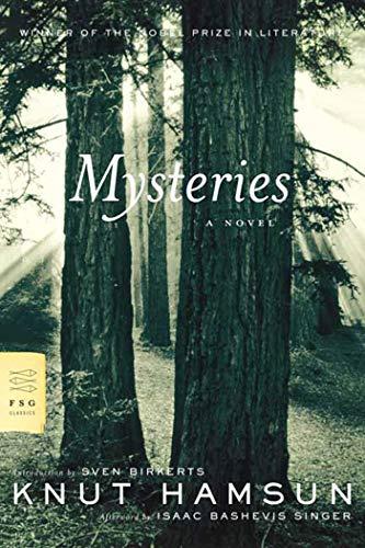 9780374530297: Mysteries: A Novel (FSG Classics)