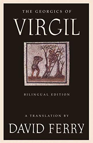 9780374530310: Georgics of Virgil: Bilingual Edition