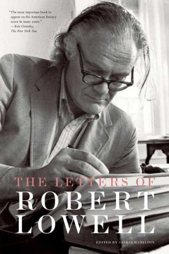 9780374530341: The Letters of Robert Lowell