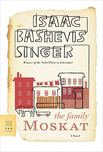 9780374530648: The Family Moskat