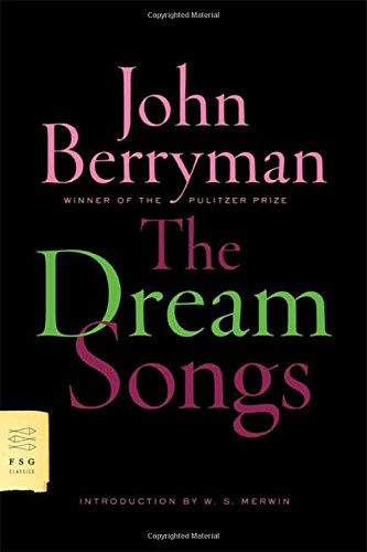 9780374530662: The Dream Songs
