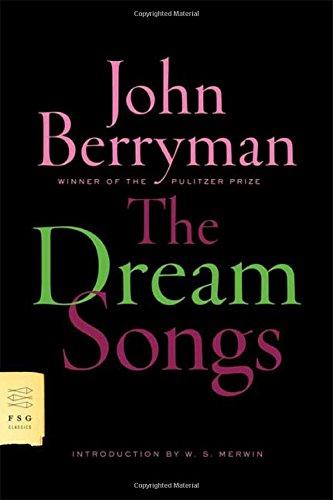 9780374530662: The Dream Songs