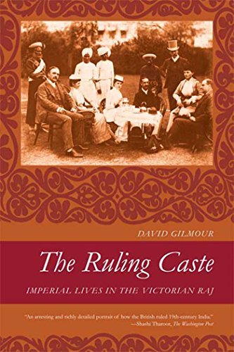 9780374530808: The Ruling Caste: Imperial Lives in the Victorian Raj