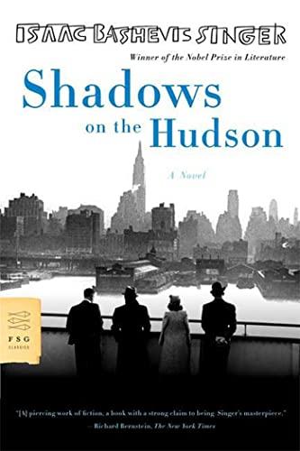 9780374531225: Shadows on the Hudson: A Novel (FSG Classics)