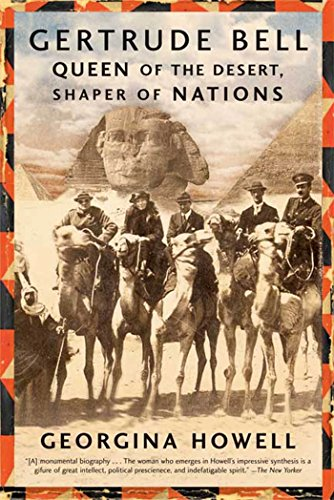 9780374531355: Gertrude Bell: Queen of the Desert, Shaper of Nations