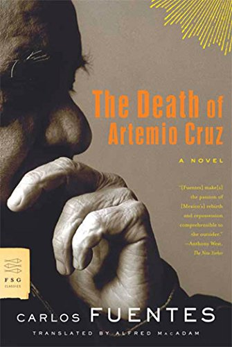 9780374531805: The Death of Artemio Cruz: A Novel (FSG Classics)