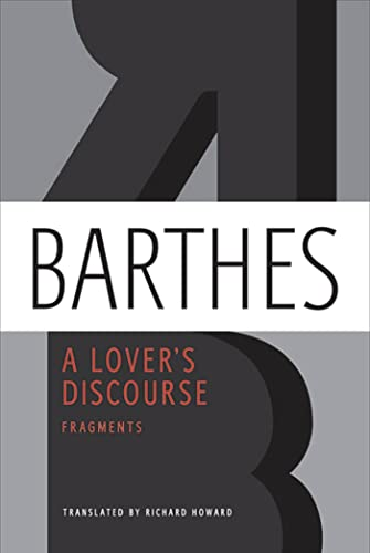 9780374532314: A Lover's Discourse: Fragments