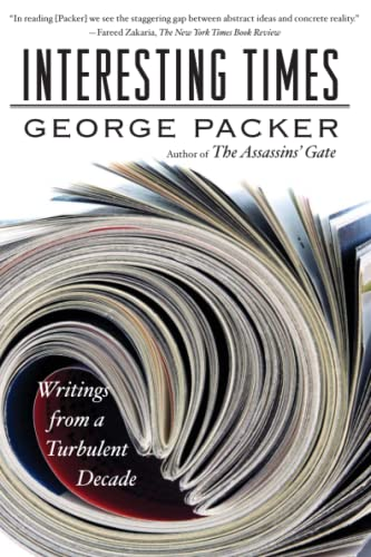 9780374532529: Interesting Times: Writings from a Turbulent Decade