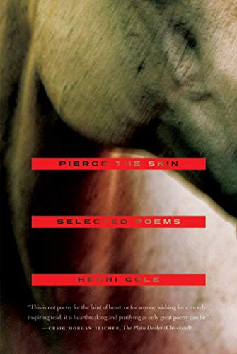 9780374532666: Pierce the Skin: Selected Poems, 1982-2007