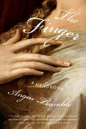 9780374532826: The Finger: A Handbook