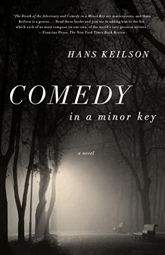 9780374532857: Comedy in a Minor Key: A Novel