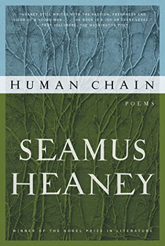 9780374533007: Human Chain: Poems