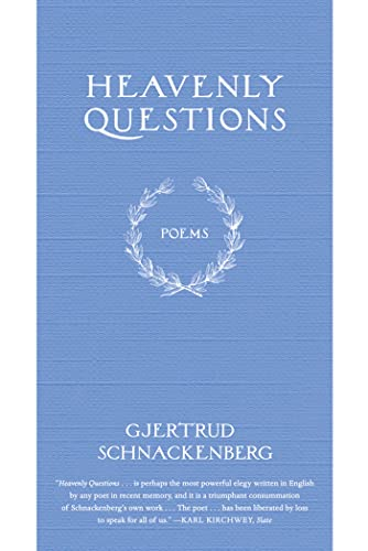 9780374533045: Heavenly Questions: Poems